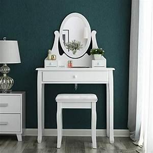 Kosmetiktisch Mit Spiegel : hocker von songmics g nstig online kaufen bei m bel garten ~ Orissabook.com Haus und Dekorationen
