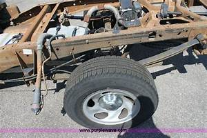 2002 Ford F150 Xl Truck Cab And Chassis