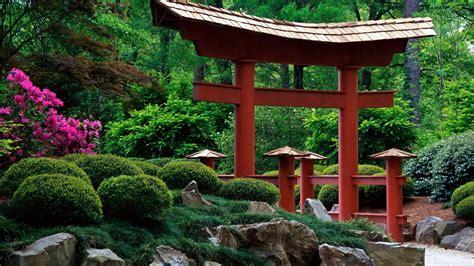 Japanischer Garten Bilder by Beautiful Garden In The Japanese Style Hd Desktop