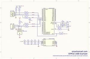 Using Stm32 Usb As A Virtual Com Port  U2013 Diy Projects Of