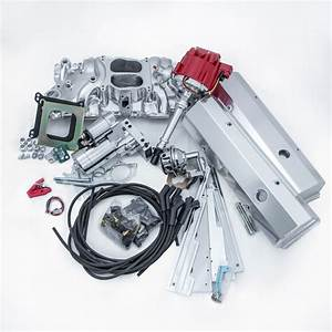 Small Block 350 Chevy Super Deluxe Engine Dress Up Kit