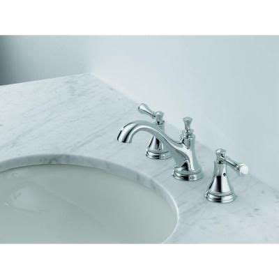 Delta Silverton Widespread Faucet by Delta Silverton 8 In Widespread 2 Handle High Arc