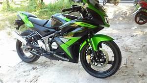 Kawasaki Ninja Rr Super Kips Green 150cc 6 Speed