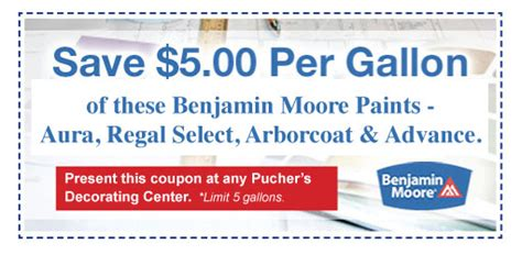 pucher s decorating centers current promotions