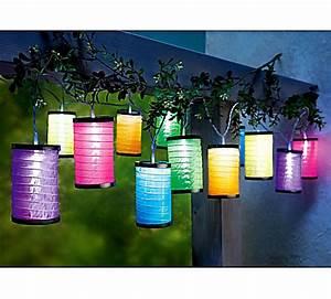 Solar Lichterkette Lampions : led lichterkette lampions jetzt bei bestellen ~ Buech-reservation.com Haus und Dekorationen