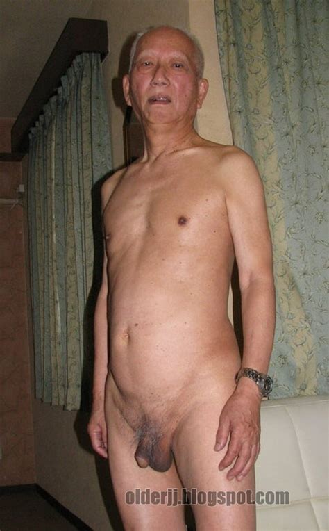 Love Old Man: Japanese old man in hotel