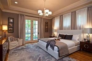 la meilleur decoration de la chambre couleur taupe With couleur de la chambre