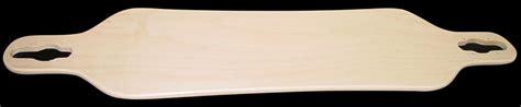 Blank Drop Longboard Decks by Blank Longboards Blank Longboard Decks Only 20 00ea