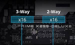 Asus Prime X299deluxe Diagram