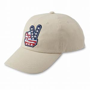 39 s embroidered baseball hat american flag peace