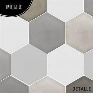 Ceramic mosaic pattern vinyl