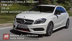 Mercedes A 250 : mercedes classe a 250 sport youtube ~ Maxctalentgroup.com Avis de Voitures