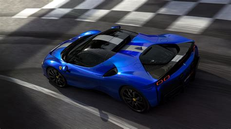 Latest details about ferrari 488 spider's mileage, configurations, images, colors & reviews available at carandbike. 2021 Ferrari SF90 Spider Detailed by Design Head Flavio ...