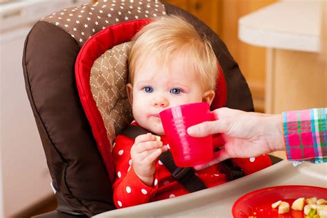 Introducing Your Baby To A Cup Strong4life