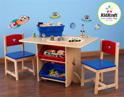 table et chaise pour bébé kidkraft 26912 activity wood table amp 2 chair