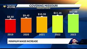 Voter U2019s Guide  Missouri To Vote On Higher Minimum Wage