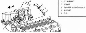 repair guides routine maintenance and tune up With vacuum lines diagram further chevy s10 2 2l engine diagram on chevy