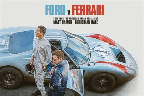 Ferrari features british driver ken miles prominently. Ford x Ferrari: filme tem 2º trailer liberado - Automais