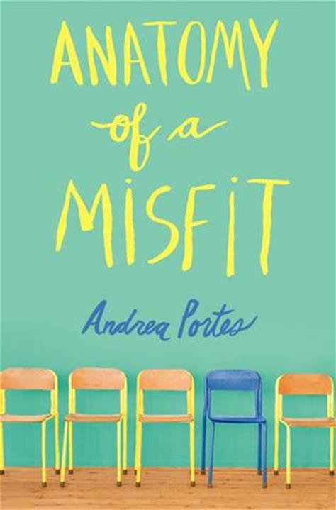 anatomy   misfit  andrea portes reviews discussion