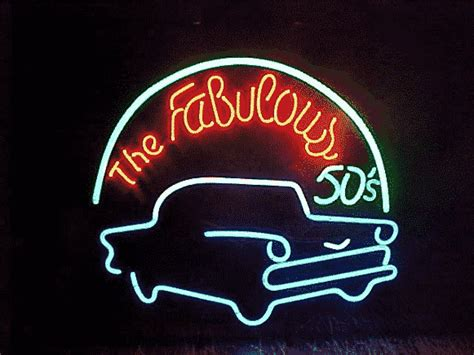 what were beer neon colors in the 50s and 60s neon signs bar decorations decorations pub decorations 50 s decorations
