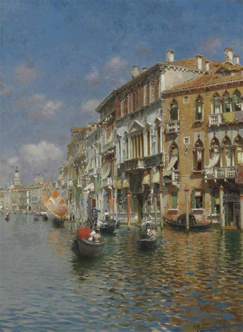 rubens santoro italian   gondolas