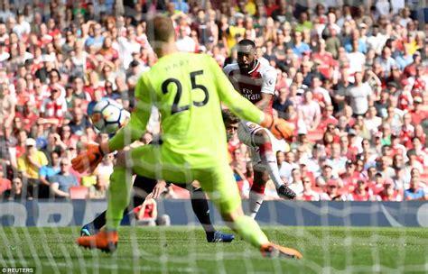 Arsenal 4-1 CSKA Moscow - BBC Sport