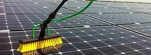 Perche Telescopique Nettoyage Toiture : oui au nettoyage des panneaux photovolta ques energie ~ Premium-room.com Idées de Décoration