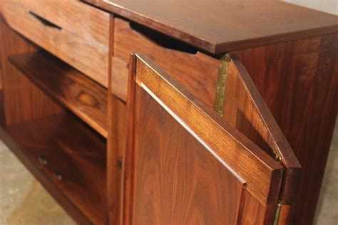Cabinet Jacks Home Depot: Honduran Rosewood Bookmatched Cabinet By Jack Cartwright