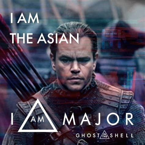 Ghost In The Shell Meme - ghost in the shell meme generator backfires now people are making memes about hollywood