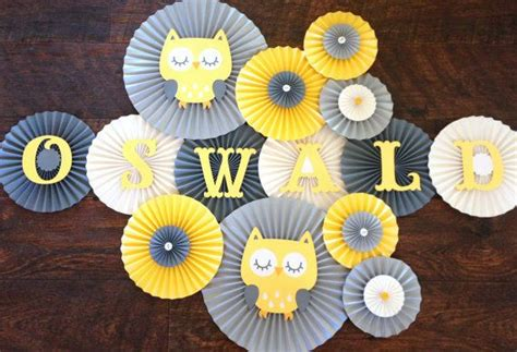 ideas  owl birthday decorations  pinterest
