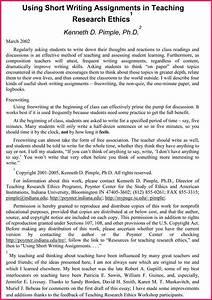 easy argumentative paper topics