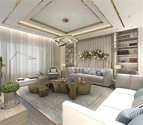 luxury villa interior design services in dubai
