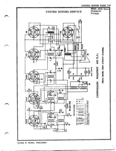united motors service delco 3205 delco electronic supply