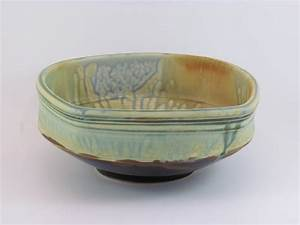 Mixing texture: Ansel Beck Pottery - Clay Coyote