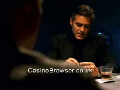 Poker Lessons From Brad Pitt & George Clooney Oceans 11