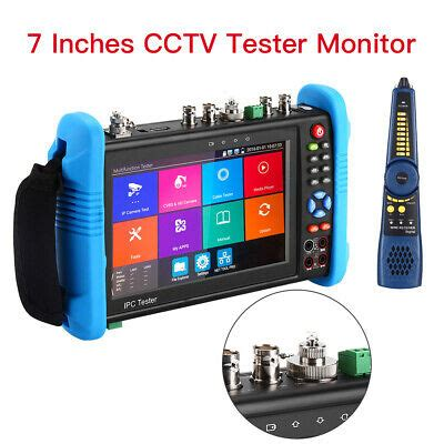 touch screen   monitor ip camera screen portable