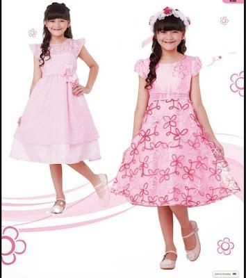 koleksi model baju anak perempuan umur   terbaru