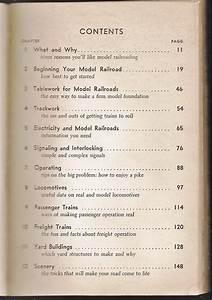 1950 Lionel Train Model Railroading Book