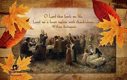 Thanksgiving Desktop Backgrounds Wallpapers Fall Computer Pilgrim
