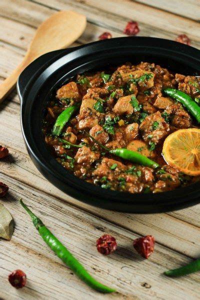 cuisiner indien authentic chicken karahi curry recette cuisiner