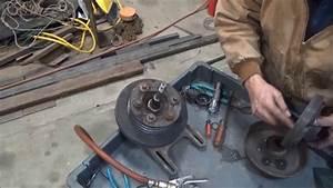 Fan Clutch Repair On A Big Truck