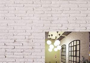 Wandpaneele Kunststoff Innen : kunststoff wandverkleidung in ziegelwand optik weiss ladrillo blanca ~ Sanjose-hotels-ca.com Haus und Dekorationen