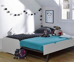 Kinder Matratze 90x190 : kinder ausziehbett twist mit 2 matratzen f r kinderzimmer ~ Frokenaadalensverden.com Haus und Dekorationen