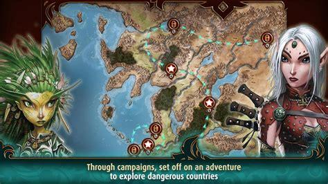pathfinder adventures game android adventure card apkpure character apk unlocked