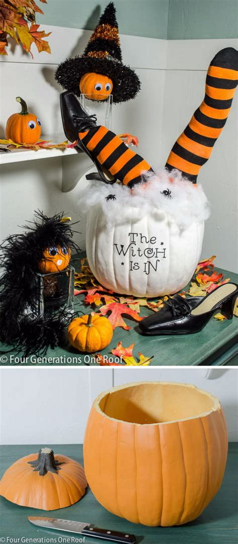 fun  easy diy halloween decorating projects
