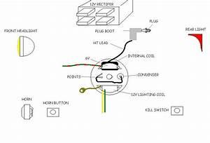 Puch Maxi E50 Wiring
