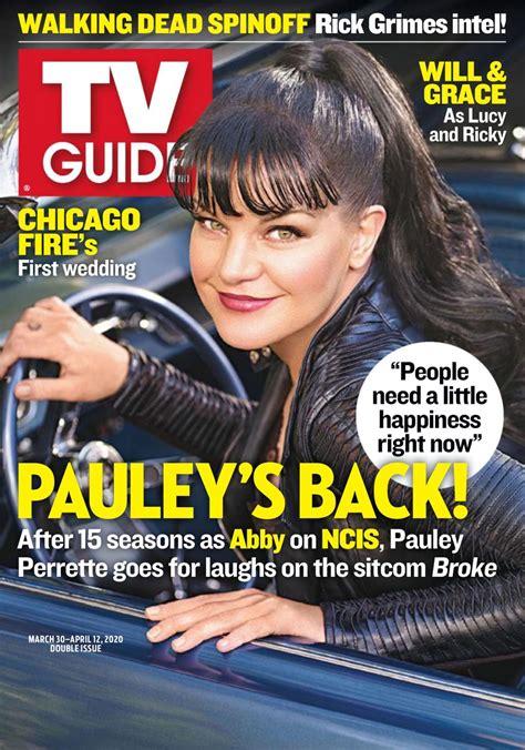 TV Guide Magazine-March 30 - April 12, 2020 Magazine