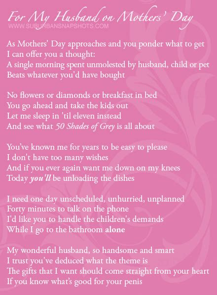 mothers day poem  love  womans blog shes real
