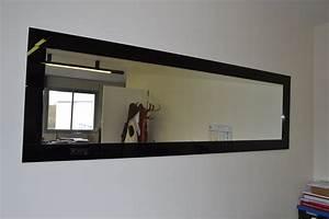 Grand Miroir Mural Entretien Le Marchand De Glass Le