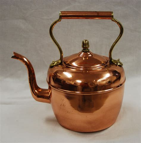 adorable copper tea kettle copper tea kettle tea kettle vintage kitchen
